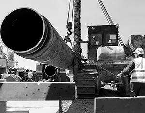 США ввели новые санкции против российского газопровода