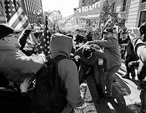 После выборов в США отчуждение и гнев республиканцев по отношению к демократам превышает всякие границы