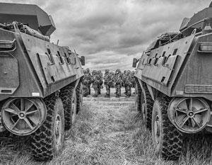 США перевооружают страны Прибалтики