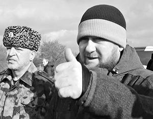 «Поставленную Верховным главнокомандующим задачу выполнили», – отчитался Кадыров