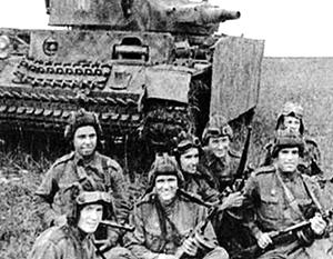 Захватить трофейный танк было одним из редчайших подвигов Великой Отечественной