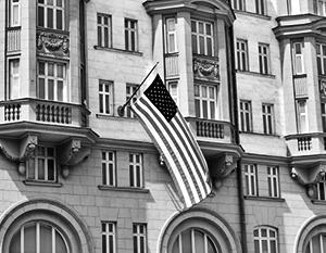 Посольство США не в первый раз играет роль провокатора во время незаконных митингов в Москве