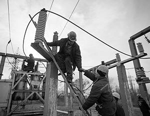 Электроэнергетика Украины до сих пор имеет общие связи с Россией