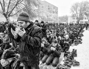 Под влиянием вечной мерзлоты «полярному исламу» пришлось изменить некоторые свои обряды