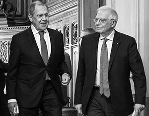 По мнению европейских СМИ, Сергей Лавров на совместной пресс-конференции лишил Жозепа Борреля «политического достоинства»