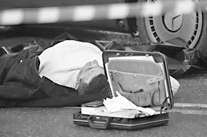 В Санкт-Петербурге был убит один из учредителей Колпинского пищевого комбината Георгий Иванов