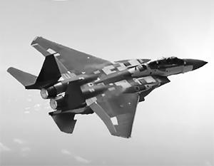 F-15EX получился по-настоящему грозной машиной