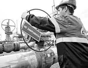 Газпром обеспечил себе продажи газа на весну и лето