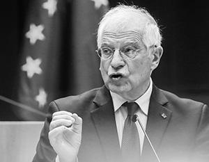 В Европарламенте раскритиковали Борреля за «унизительный» визит в Москву