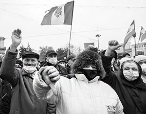 Молдавию ждут новые политические потрясения