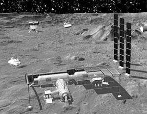 Создание лунной базы – это прежде всего доступ к новым ископаемым ресурсам