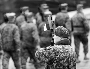 Эстонскую армию ждут нелегкие времена