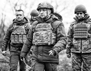 Визит Зеленского в воюющий Донбасс может быть плохим знаком