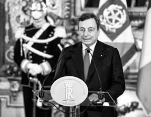 Новому премьеру Италии 73 года, и его не случайно называют Супер Марио