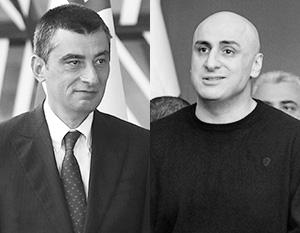 Глава исполнительной власти Гахария неожиданно согласился с лидером оппозиции Мелией о том, что Мелия не должен сидеть в тюрьме