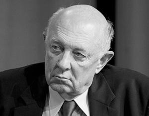 Джеймс Вулси, бывший директор ЦРУ