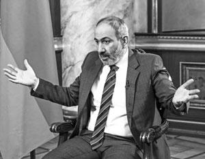 Необоснованная критика комплексов «Искандер» привела Пашиняна к конфликту с военными