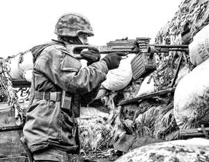 Впервые с июля в Донбассе возобновились масштабные боевые действия