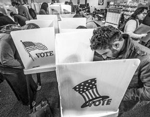 В некоторых вопросах система американских выборов может показаться из России даже дикой