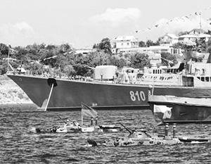 В 2010-м Харьковские соглашения на время сняли вопрос о базировании в Крыму Черноморского флота