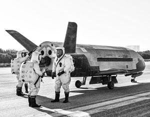 Космический аппарат X-37B - это настоящая военная угроза из космоса