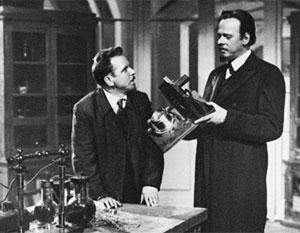 Александр Попов стал героем одноименного советского фильма