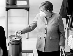 Нынешний кризис в отношениях между Москвой и Берлином не может разрешиться при власти Меркель