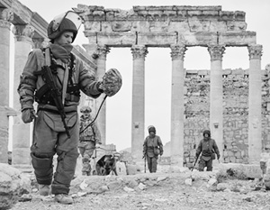 Победив терроризм, Сирии пора восстанавливать экономику и инфраструктуру
