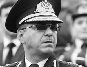 Генерал Акперов был одним из столпов азербайджанского военного руководства