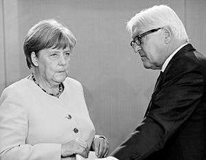 У нынешнего германского руководства действительно есть моральные долги перед Россией и Украиной