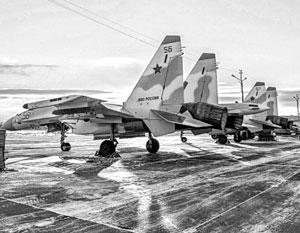Российские истребители осваивают белорусские аэродромы