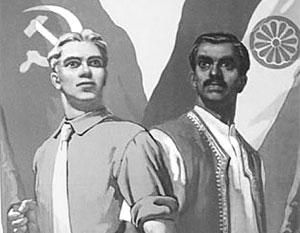Российско-индийская дружба достигла своего расцвета в советские времена