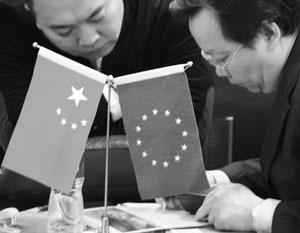 Китайско-европейские отношения погружаются в кризис