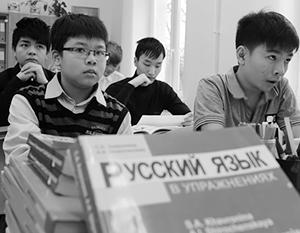 Русские школы появятся во всех регионах Киргизии