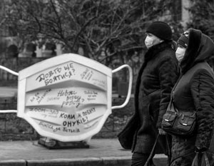 Украина близка к тотальному карантину