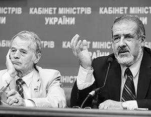 Мустафа Джемилев и Рефат Чубаров могут ответить за блокаду Крыма