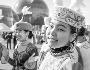 В Северо-Казахстанской области легко встретить этнических казахов, которые в быту говорят исключительно на русском