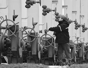 Транзит российского газа Украина считает фактором своей военной безопасности