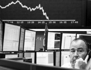 Иностранные инвесторы ослабляют рубль