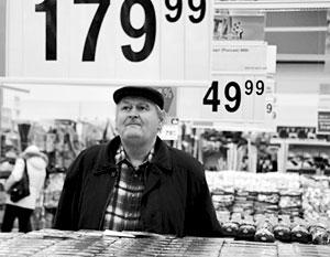 Россия столкнулась с рекордным ростом цен за четыре года