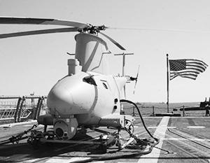 На фото – уже устаревший противолодочный БПЛА ВМС США. На смену им идут гораздо более совершенные