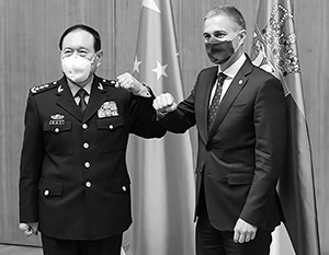 Министры обороны КНР и Сербии констатировали «особую и нерушимую дружбу» между своими странами