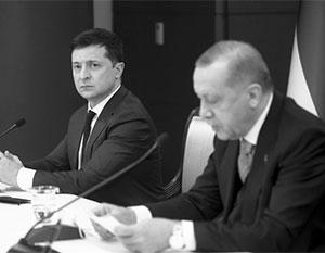 Визит Зеленского в Турцию напомнил о многовековой традиции украинских гетманов