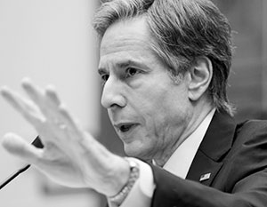 Заявление Блинкена о «последствиях для России» было грозным, но расплывчатым