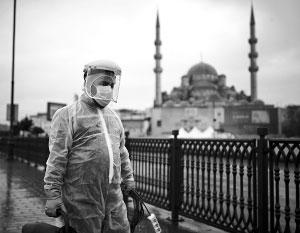 Турецкие медики зафиксировали уже несколько рекордов заболеваемости в своей стране