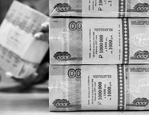 Российский рубль не испугался новых экономических санкций США