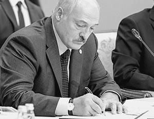 Александр Лукашенко нашел того, кто может управлять Белоруссией кроме него самого