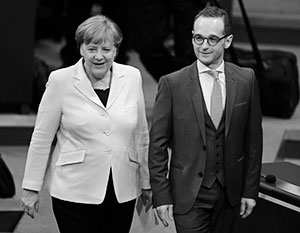 Похоже, правительство Германии осознало, что попытки давления на Россию – это путь в никуда