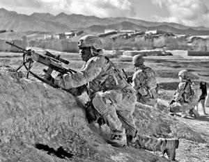 Остающиеся в Афганистане американские военные чувствуют себя очень неуютно