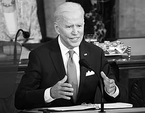 Джозеф Байден заявил, что цель США – «победить в XXI веке»